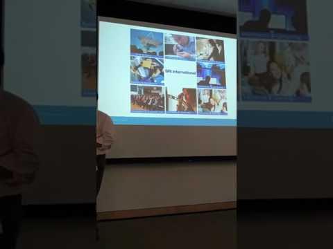 TrepCampSanDiego2017: Dennis Tsu - Executive Director, Corporate Strategy at SRI International