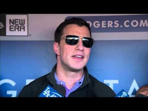 Andrew Friedman on Dodgers