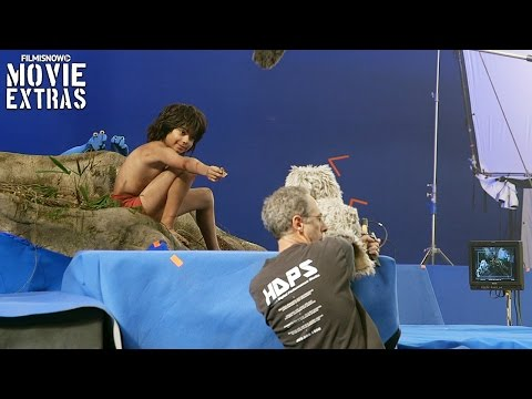 Go Behind the Scenes of The Jungle Book (2016)