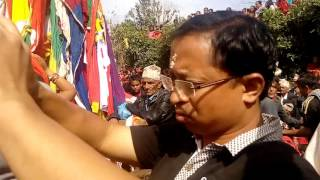 Hangsapur Ragamare Ko Dasain Mela...