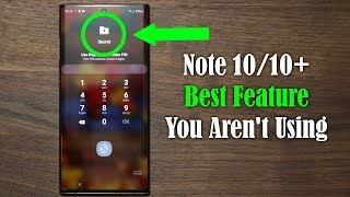 Galaxy Note 10 Plus - Discover One of the BEST Feature You Aren't Using