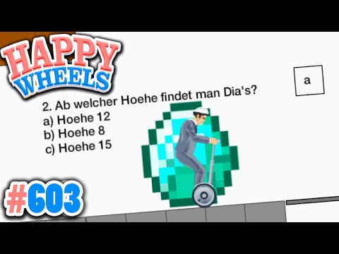 ab welcher h he findet man diamanten nices minecraft quiz happy wheels 603 youtube. Black Bedroom Furniture Sets. Home Design Ideas