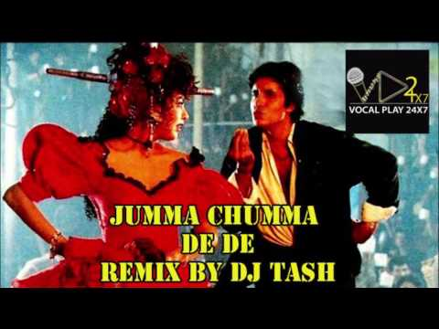 जुम्मा चुम्मा Jumma Chumma |Amitabh Bacchan Hit Song Remix By DJ Tash