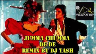 Download जुम्मा चुम्मा Jumma Chumma |Amitabh Bacchan Hit Song Remix By DJ Tash MP3 song and Music Video