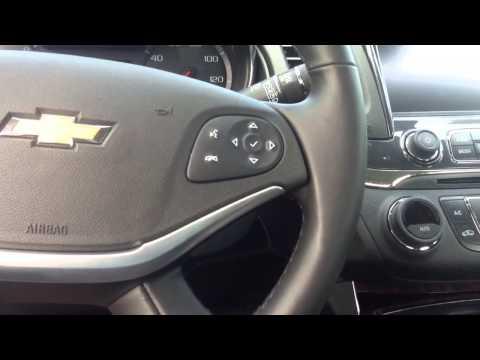 2014 Chevrolet Impala Hard Reset