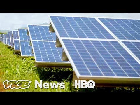 Tesla in Hawaii & Russia's Toxic Legacy: VICE News Tonight F
