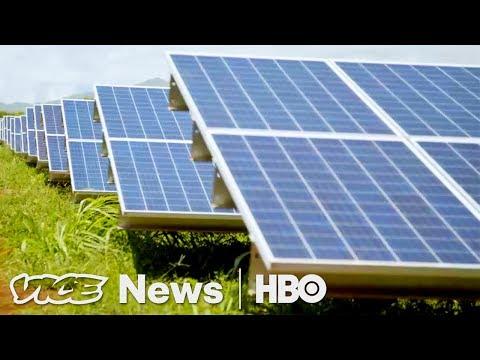 Tesla in Hawaii & Russia's Toxic Legacy: VICE News Tonight Full Episode (HBO)