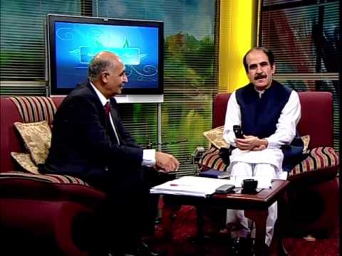 National TV of Afghanistan - Exclusive Interview with Dr Zah