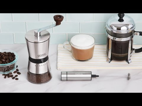 Eparé | Stainless Steel Coffee Grinder