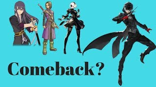 Are JRPGs Resurging? An Analysis of the Genre
