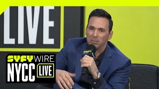 Jason David Frank On All Things Power Rangers   NYCC 2018   SYFY WIRE