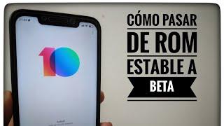 Cómo instalar fácilmente la versión BETA en tu dispositivo Xiaomi