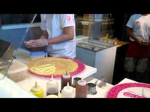 Japanese Crepes