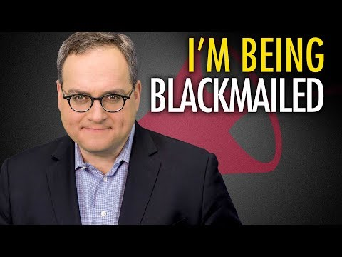 Blackmail: Setting the record straight