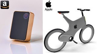 Perfect Memory Camera | Flash Bicycle | Pocket Sky - Cool Gadgets and Innovative Gadgets