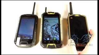 видео Сравнение J4 и Runbo X5
