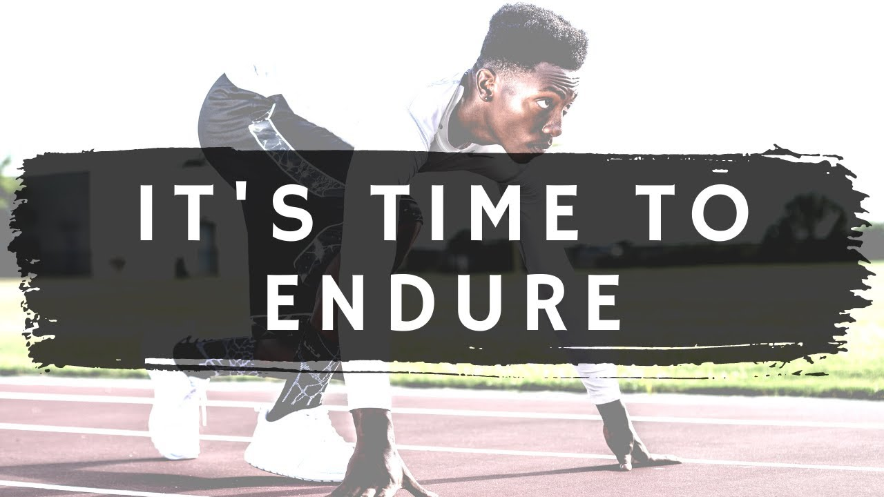 Its Time To Endure - Sunday Morning - August 9, 2020 - Minister Longmore
