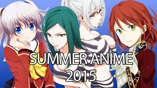 (LATE) 2015 Summer Anime Season Impressions - 42believer