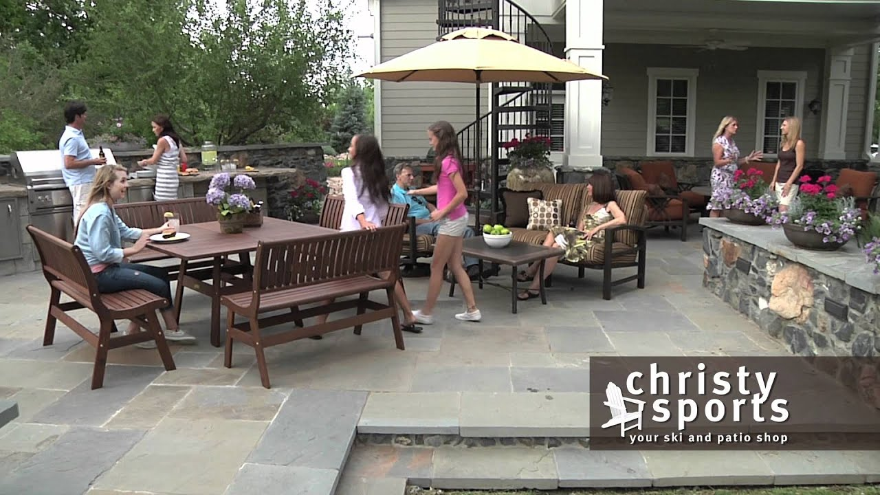 Christy Sports Patio Furniture 4th Of July Commercial   Utah