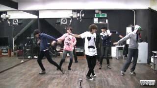 Infinite - Paradise (dance practice) DVhd