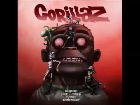 Gorillaz - Plastic Sides (ALBUM FAN MADE) by Duane
