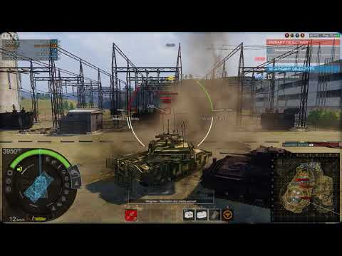 Armored Warfare Ep2 YOU CANT PEN MY SIDE..... orly?