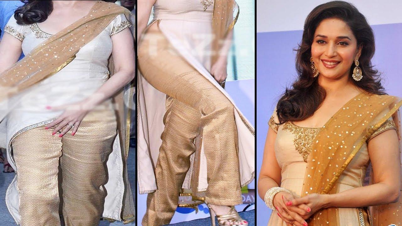 Gorgeous Actress Madhuri Dixit Perform Indias First Dance -7877