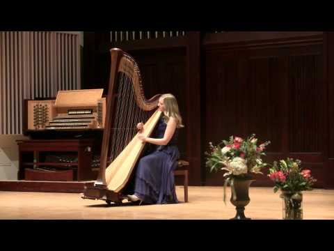 Kate Zurcher - Master's Recital (Tucson) - Part1