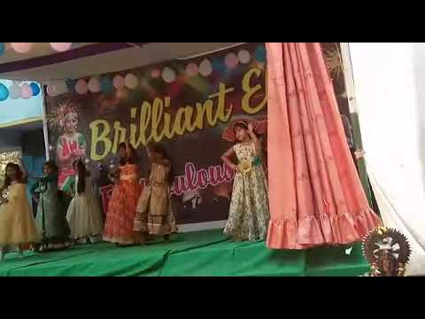 Pinky and group||Brilliant high school Godavarikhani
