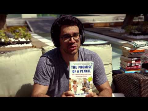 How To Change The World: The Promise Of A Pencil With Adam Braun