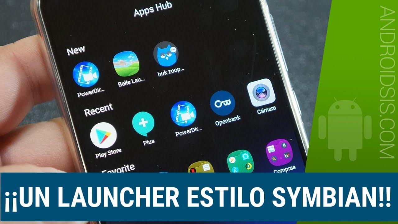 Launcher][5 0+][v5 5] Belle Launcher | Android Development