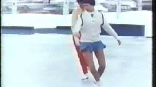 1960 Winter Olympics Pairs Figure Skating and rare Vinson Owen Family footage