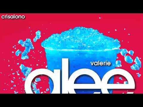 Glee Cast - Valerie [LYRICS + DOWNLOAD]