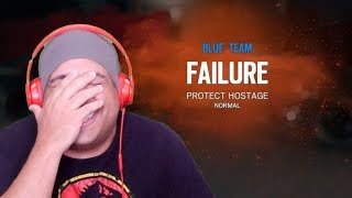 WHY WOULD THEY THINK I CAN SAVE A HOSTAGE LOL [RAINBOW SIX: SIEGE]