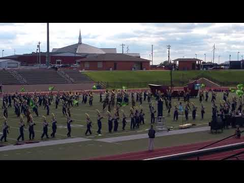Southmoore High School Marching Band - Moore Outdoor Music Festival 9-22-18