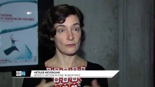 Ciné-Spectacle : la cordonnerie revisite Blanche-Neige au Théâtre de Saint-Quentin