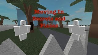Roblox Secrets and Places in Orenen's Moving In