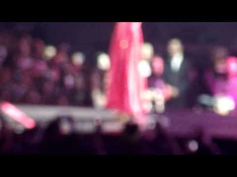Selena Gomez concert in Chile 2012- Naturally