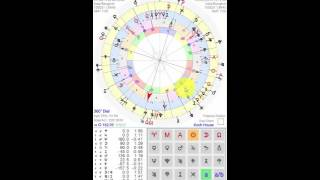 Uranian Astro v.2.02 : Uranian Astrology tool for Android