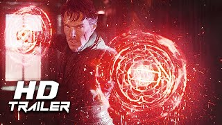 Doctor Strange 2: in the Multiverse of Madness - Teaser Trailer Concept (2021) Marvel Movie