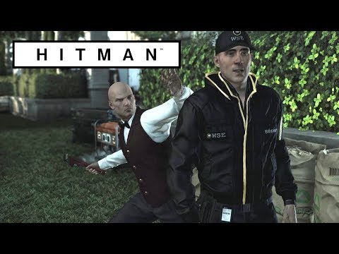 HITMAN: Contrat In Style - Call of Beauty & The Rise and Fall, only Without the rise (AS)