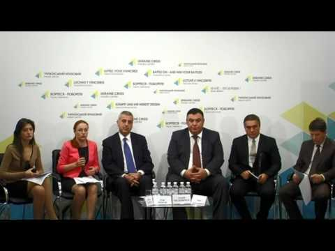 "Presentation of analytical paper ""Foreign policy audit: Ukraine – Georgia"" UCMC, 5.10"