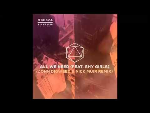 All We Need (feat. Shy Girls) (John Digweed & Nick Muir Remix)