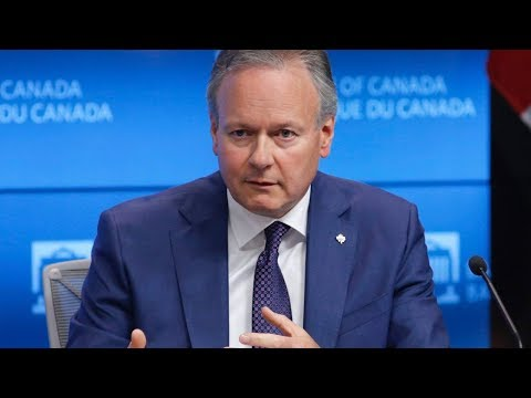 Poloz on tariffs: 'Everybody loses' when trade is reduced