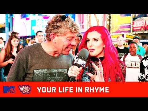 Justina Valentine Gives This Guy One Night In Paradise 💃 | Your Life In Rhyme | Wild