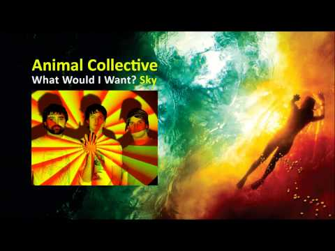 Animal Collective - What Would I Want? Sky (Shortened Version)