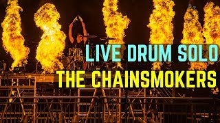 Download lagu LIVE DRUM SOLO WITH FIRE - Ultra Music Festival 2018 | Matt McGuire