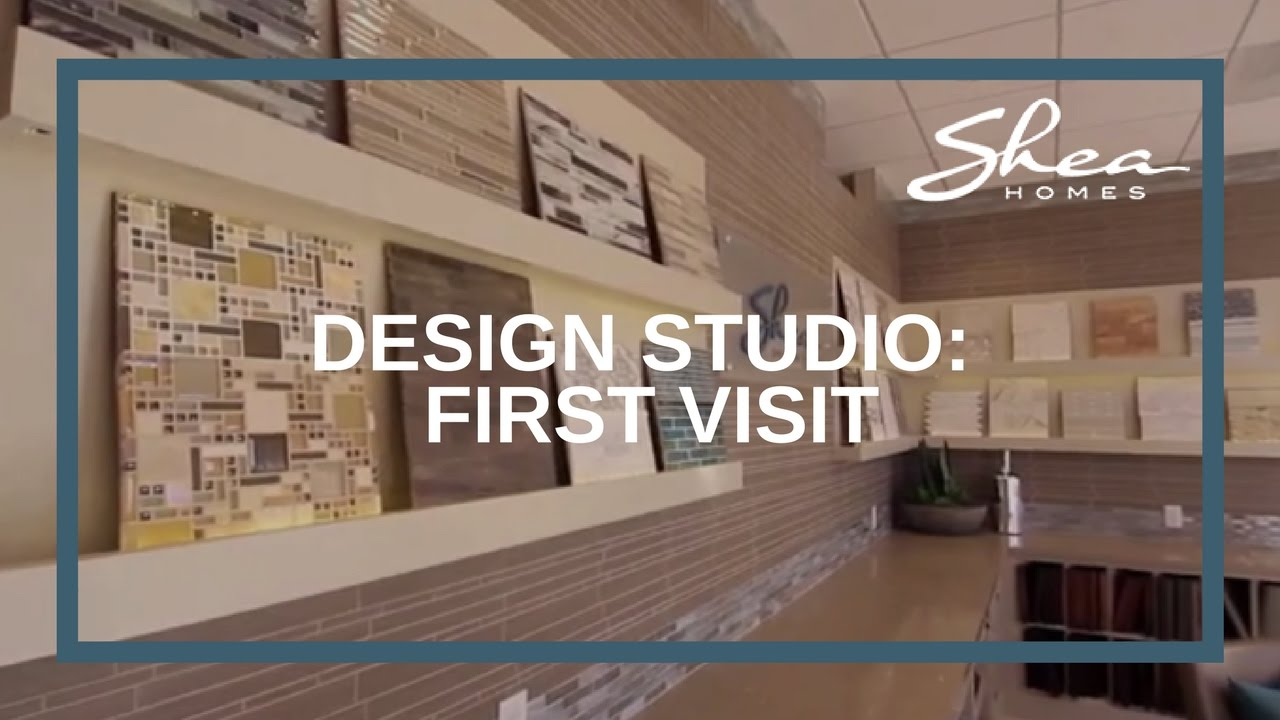 Shea Homes Design Studio What To Expect Before And During Your