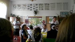 Перший урок у 2018 2019 н  р  Кунчанська ЗОШ І ІІ ст
