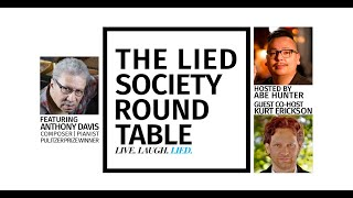 Ep. 14 - The Lied Society Round Table - ft. Anthony Davis
